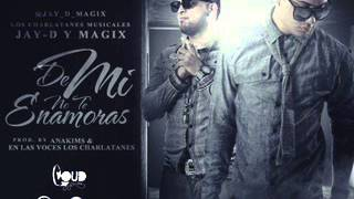 Jay-D & Magix - De Mi No Te Enamoras (Www.FlowHoT.NeT)