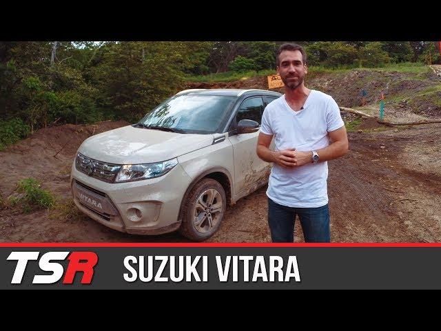 Suzuki Vitara - Un Mini SUV inteligente, liviano y eficiente.   Agustin Casse