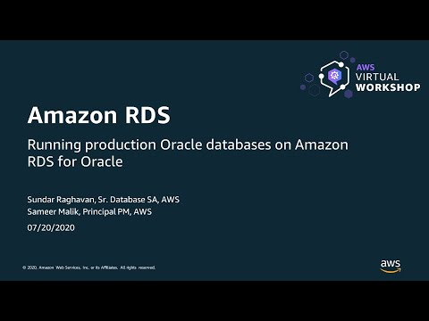 Best Practices For Amazon Rds Amazon Relational Database Service
