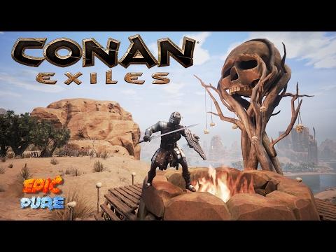 Conan Exiles - All Tiers Armor Preview | Doovi  Conan Exile