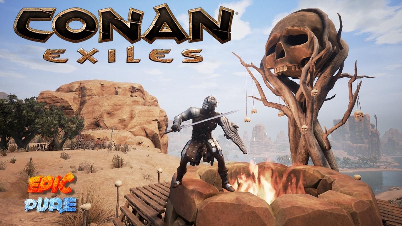 Conan Exiles Derketo Armor