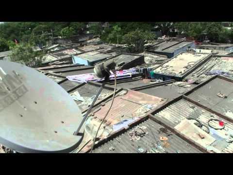 chennai otteri slum houses