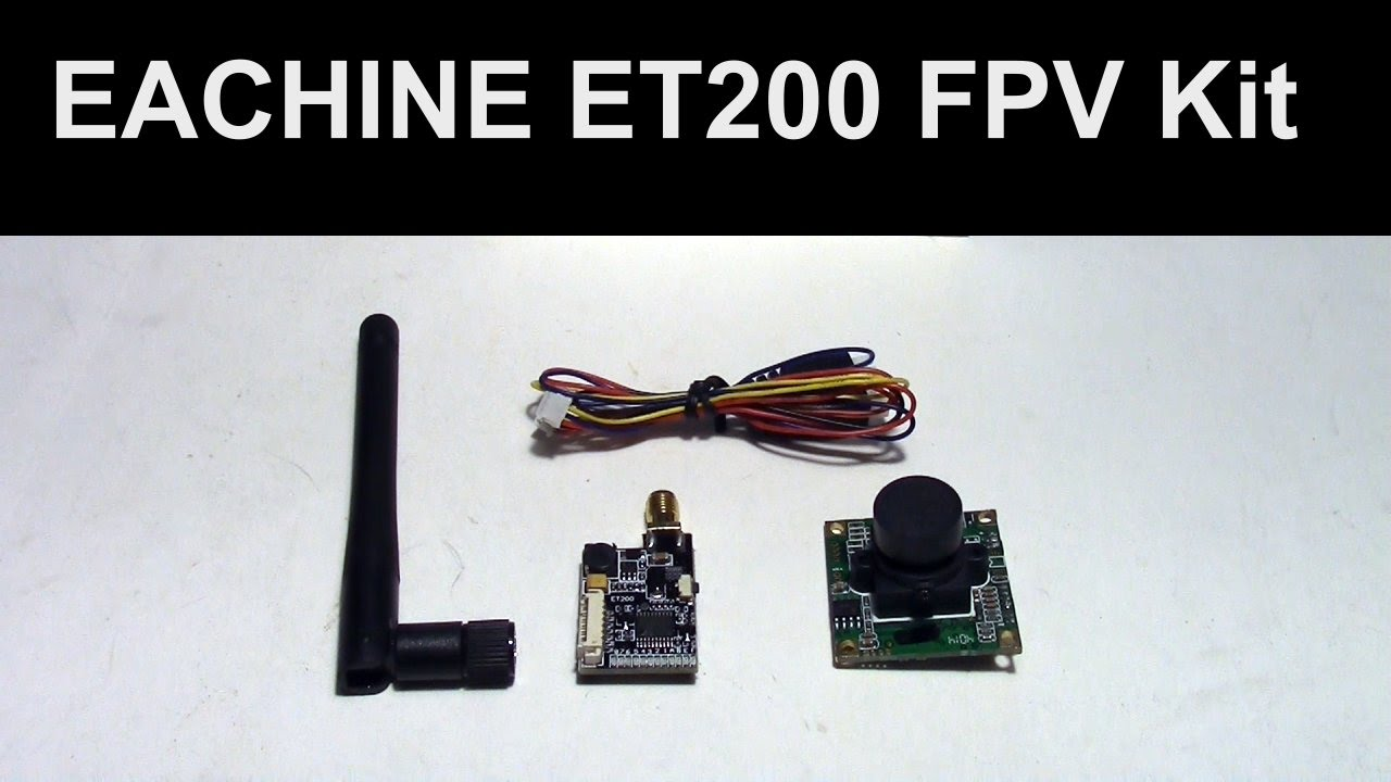 eachine et200 fpv kit review could be used for mini quad or eachine et200 fpv kit review could be used for mini quad or plane