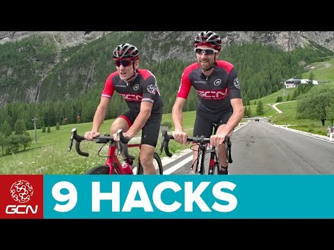 9 Ways To Make Bike Rides More Enjoyable   GCN's Pro Tips