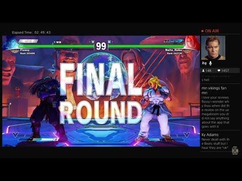 Floss vs The Stream - Street Fighter 5