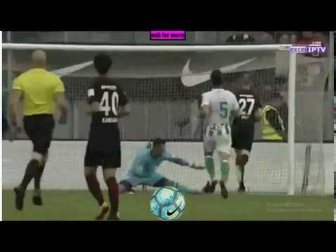 Friendly   Frankfurt (Ger) : Betis (Spa) (2):0  