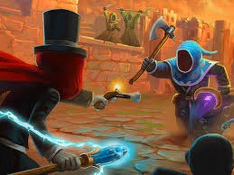 видео: #1 magicka wizard wars - лучшая moba в которую я играл!