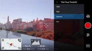 DJI Drones - Configuração completa de Vídeo + Filtros ND - vídeo 02/02