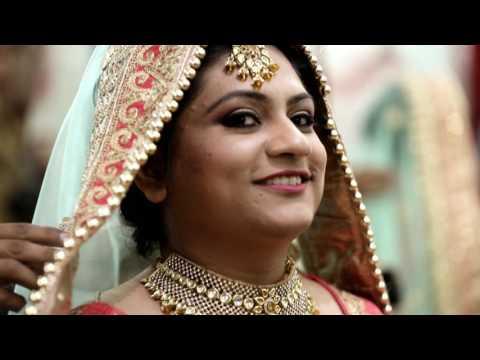 Path of love, unfolding into wedding - Aastha & Gursimran