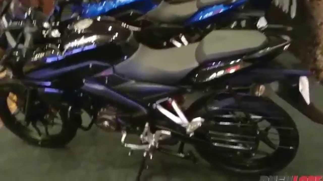 Bajaj Pulsar As150 Walkaround Price And Tech Specs