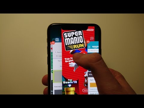 How to remove apps from background on iphone x