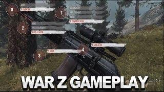 The War Z Gameplay Footage 1/3