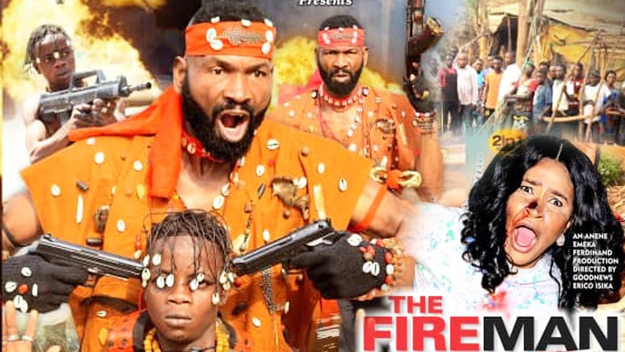 Download THE FIRE MAN SEASON 4 (NEW HIT MOVIE) - SYLVESTER MADU|2020 LATEST NIGERIAN NOLLYWOOD MOVIE
