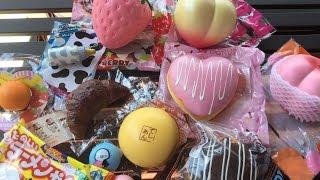 BIGGEST BIRTHDAY SQUISHY PACKAGE EVER FROM CREAMIICANDY || IBLOOM, HAYARU, CAFE DE N, CUTIE CREATIVE