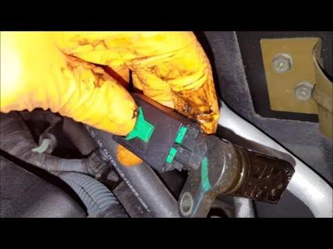 Nissan Xterra/Pathfinder Cam Sensor Replacement - YouTube