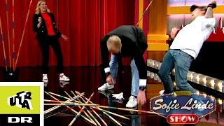 Strøm mikado med Joakim Ingversen og Christian Degn | Sofie Linde Show |Ultra