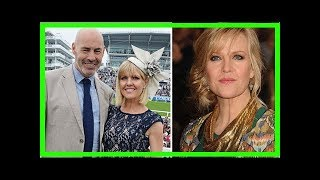 Ashley Jensen: Extras actress 'had no idea' husband Terence Beesley was capable of suicide