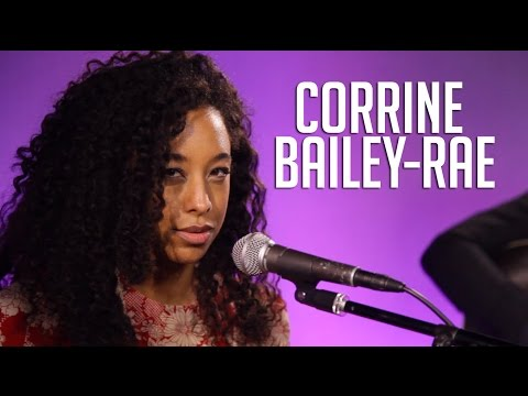 Corinne BaileyRae Performs Like A Star