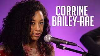 "Corinne Bailey-Rae Performs ""Like A Star"" Live"