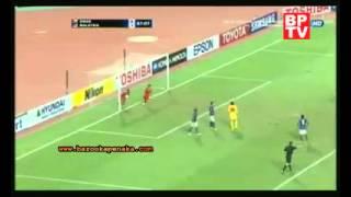 Highlights Oman U16 vs Malaysia U16 (1-2) AFC U16 Championship 2014