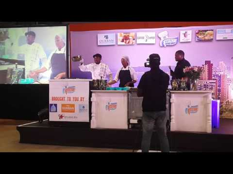 Durban Business Fair 17/10/2015- Classic Foods, Classic Pasta Cook Off Promotion