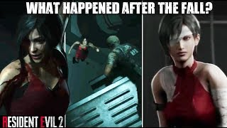 What Happened To Ada Wong After The Fall? (Full Story) RE2 Remake To The Umbrella Chronicles