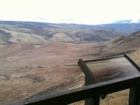 My Idaho Trip, Day 2: The Whitebird Grade