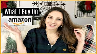 WHAT I BUY FROM AMAZON   BEST AMAZON PRODUCTS 2018