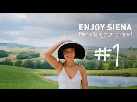 #1 Enjoy Siena - Here is your place