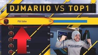DjMaRiiO vs JUGADOR TOP 1 de FUT CHAMPIONS