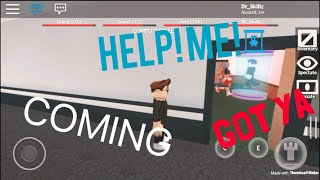 Roblox Flee The Facility Gameplay Mobile