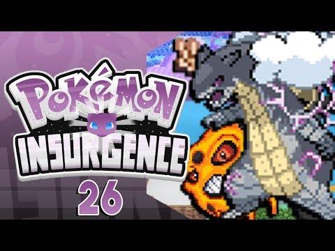 Pokemon Insurgence Part 26 THE TIMELESS Pokemon Fan Game Gameplay Walkthrough