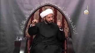 الشيخ أحمد سلمان - عدة جهات تعمدت إخفاء تاريخ شهادة السيدة فاطمة الزهراء عليها السلام