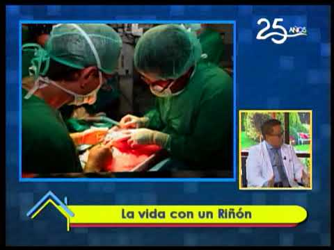 Dr. en Casa: La vida con un riñón