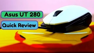 Asus UT280 Mouse Quick Reivew