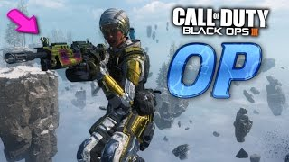THIS IS OVERPOWERED IN BLACK OPS 3! LMG + SHOTGUN IN SND!