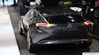 Opel Monza Concept 2014 | Driving