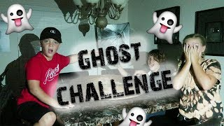 3AM SWEET TOOTH SCARY GHOST CHALLENGE!