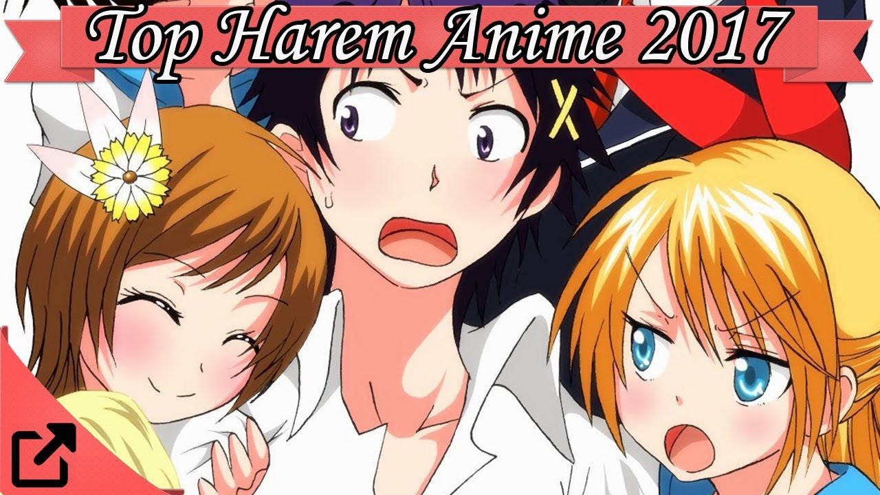 Harem Anime 2017