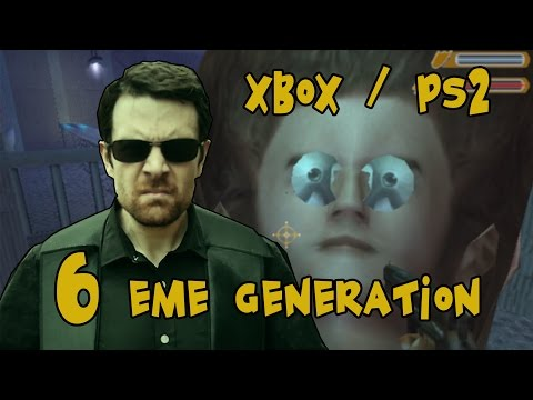 Joueur du Grenier - LA 6EME GÉNÉRATION DE CONSOLE - Xbox / PS2