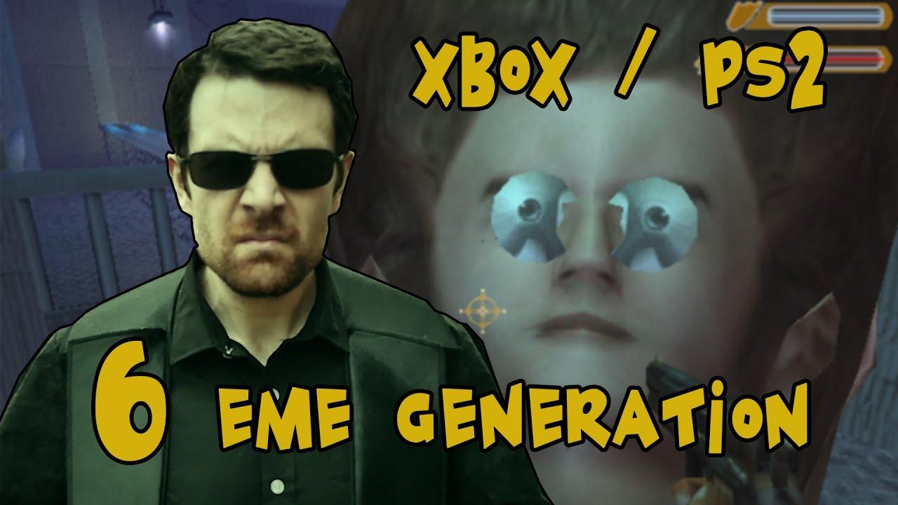 Joueur du Grenier – LA 6EME GÉNÉRATION DE CONSOLE – Xbox / PS2