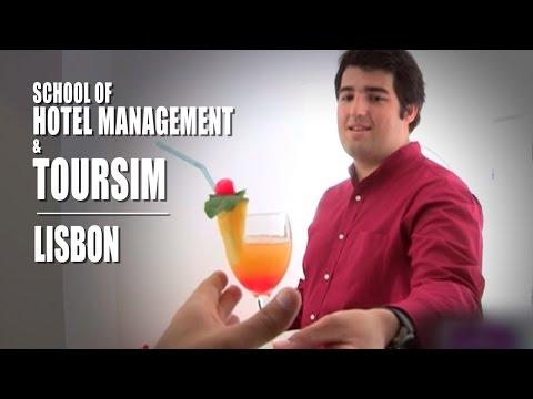 LISBON - School of Hotel Management & Tourism - Open Day
