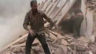 SNN | Syria | Deir Ezzor | Rocket Shelling Aftermath | Dec 13, 2012