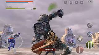 ANNIMUS (IRE) STAND ALONE MOBILE DIFFICULTY TWO BOSS FIGHT GAMEPLAY PART 9!