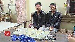 Chuyên án vây bắt đối tượng vận chuyển ma túy trái phép | Tin nóng 24H | Nhật ký 141