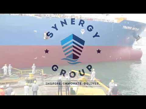 Launching of Synergy Group's First 2 LPG carriers