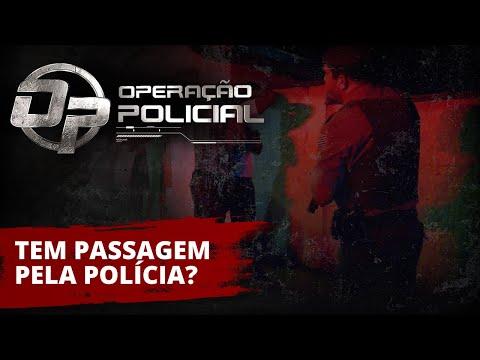 Operação Policial -