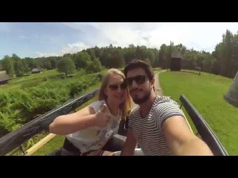 Estonia and Prague GoPro Travel Video HD