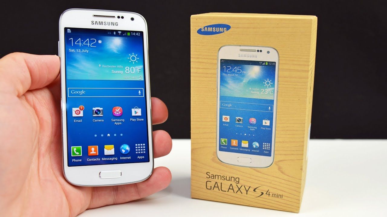 samsung galaxy s4 mini unboxing review youtube. Black Bedroom Furniture Sets. Home Design Ideas