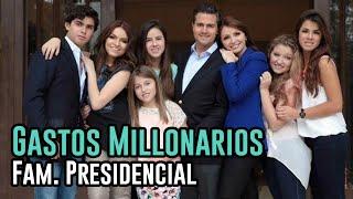 Los Gastos de la Familia Presidencial son
